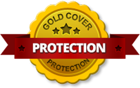 ClubstoHire Gold Cover Protection